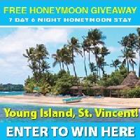 Free Honeymoon Giveaway